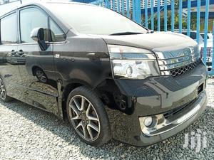 Toyota Voxy 2014 Black   Cars for sale in Mombasa, Tudor