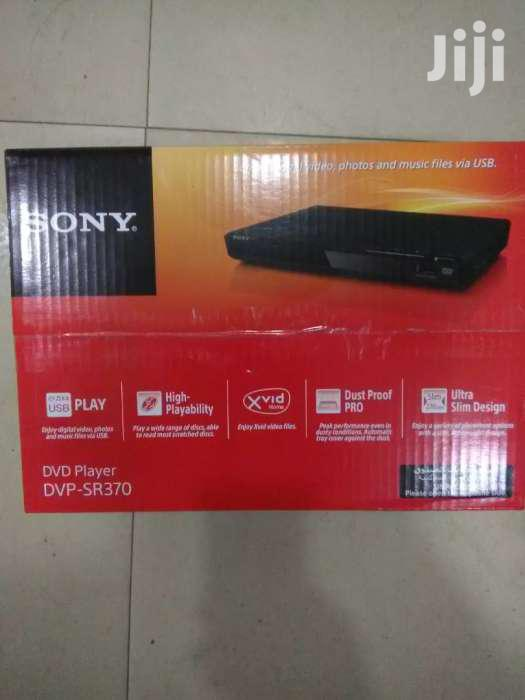 Sony DVD Player SR370 With USB DVD Player
