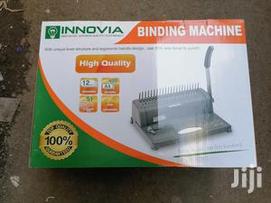 Bright Office Manual Book Comb Binding Machine Best Quality   Stationery for sale in Nairobi, Nairobi Central