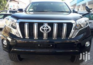Toyota Land Cruiser Prado 2015 Black   Cars for sale in Mombasa, Mvita