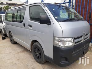 New Toyota Hiace 2013 Silver | Buses & Microbuses for sale in Mombasa, Mvita
