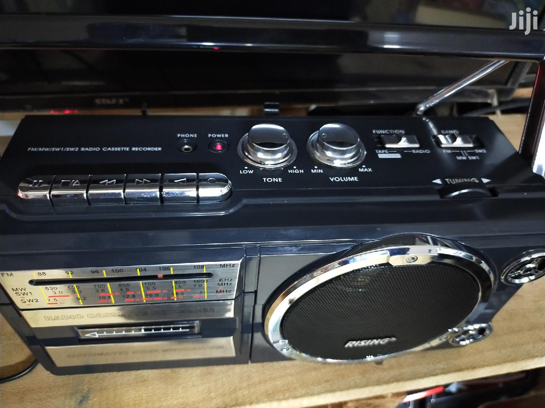 Rising Radio Cassette Recorder