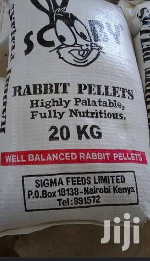 Rabbit Pellets | Pet's Accessories for sale in Nairobi, Karen