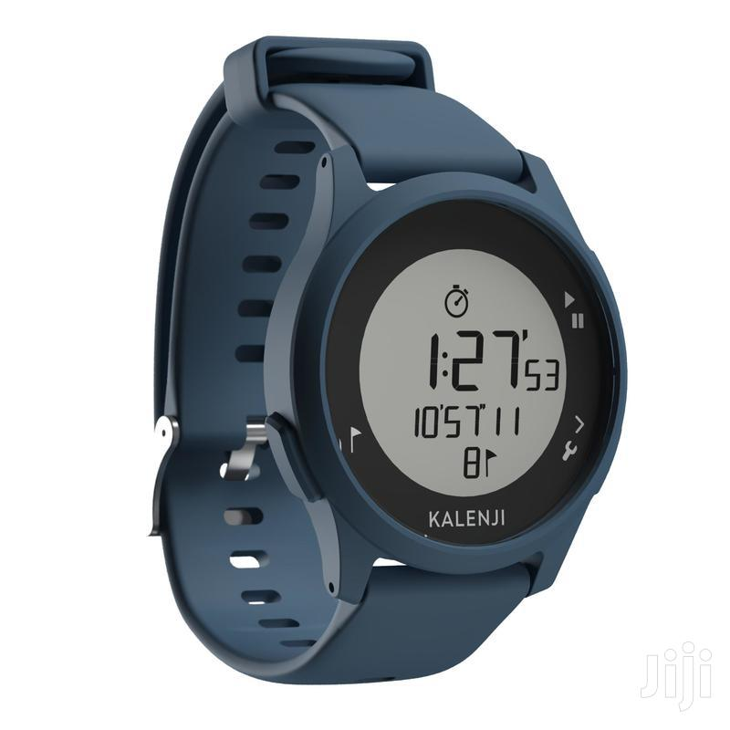 Atw100 Running Stopwatch - Blue | Watches for sale in Nairobi Central, Nairobi, Kenya