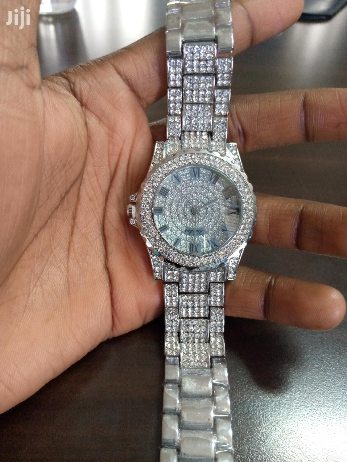Iced Out Watch | Watches for sale in Nairobi Central, Nairobi, Kenya
