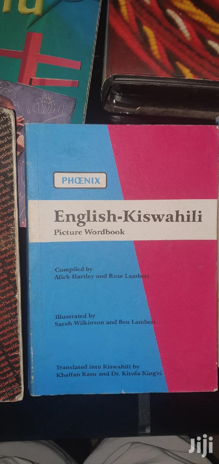 Kiswahili Learning Dvd's And Books. | CDs & DVDs for sale in Nyali, Mombasa, Kenya