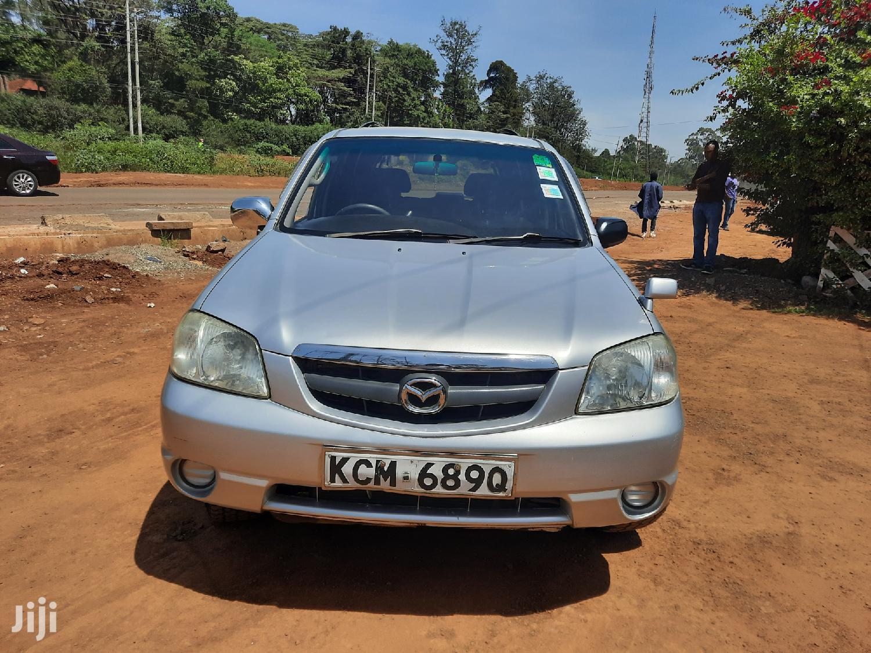 Mazda Tribute 2003 2.0 Comfort Silver   Cars for sale in Karen, Nairobi, Kenya