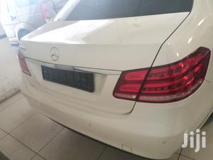 Mercedes-Benz E200 2013 White   Cars for sale in Mombasa, Mvita