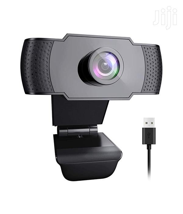 HD 1080P Web Camera-Brown Box/Green