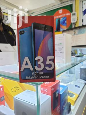 New Itel A33 16 GB Blue   Mobile Phones for sale in Nairobi, Nairobi Central