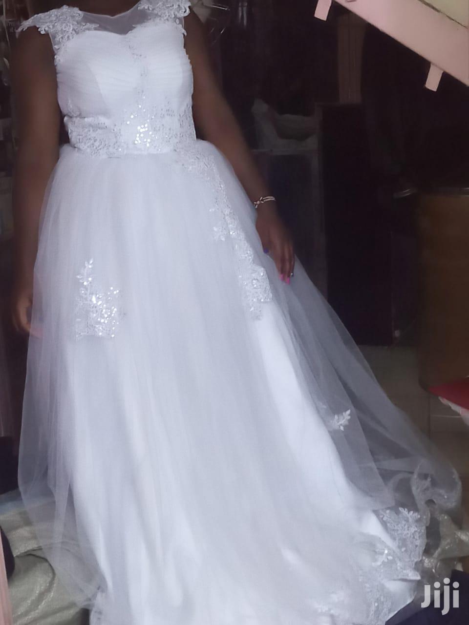 Gown for Hire at Mwiki , Maji Mazuri | Wedding Wear & Accessories for sale in Mwiki, Nairobi, Kenya