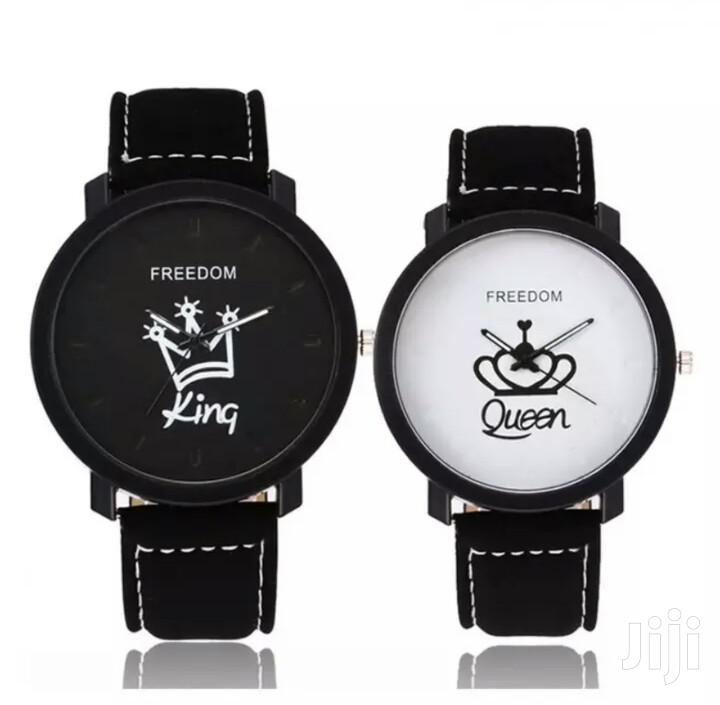 Archive: Couple Watch King Queen