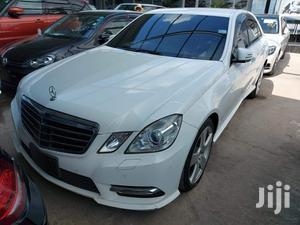 Mercedes-Benz E250 2012 White   Cars for sale in Mombasa, Tudor