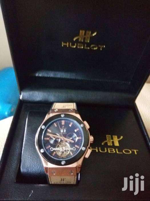 HUBLOT Watch Machine Watch