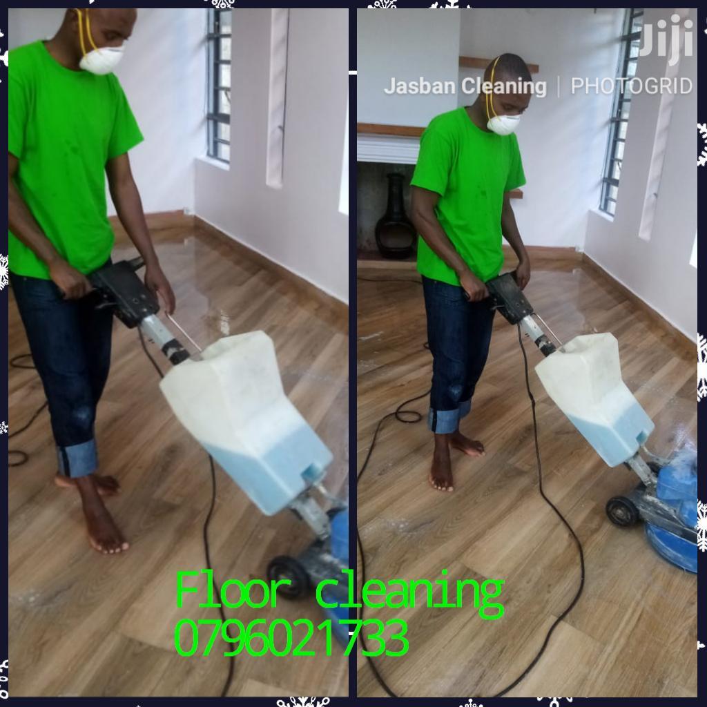 Professional Cleaning of Floors- Tiled/Terrazzo/Wooden Floor