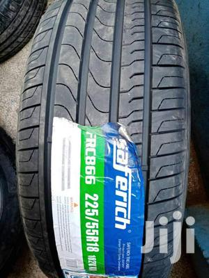 225/55 R18 Saferich Tyre 102V | Vehicle Parts & Accessories for sale in Nairobi, Nairobi Central
