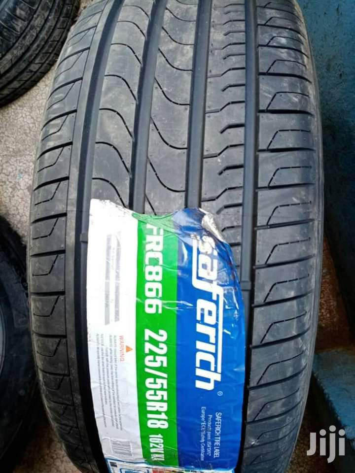 225/55 R18 Saferich Tyre 102V