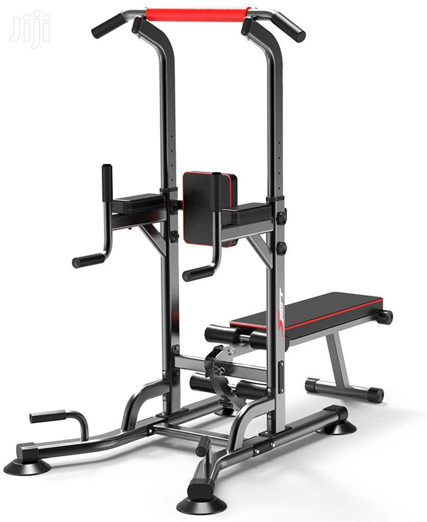 Power Tower With Bench | Sports Equipment for sale in Nairobi Central, Nairobi, Kenya