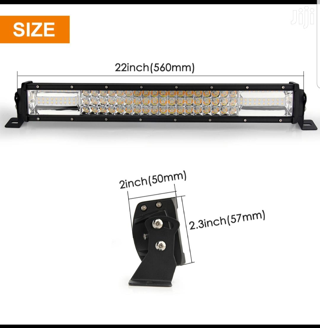 22inches 270w Led Bar Dual Colour + Strobe | Vehicle Parts & Accessories for sale in Kilimani, Nairobi, Kenya