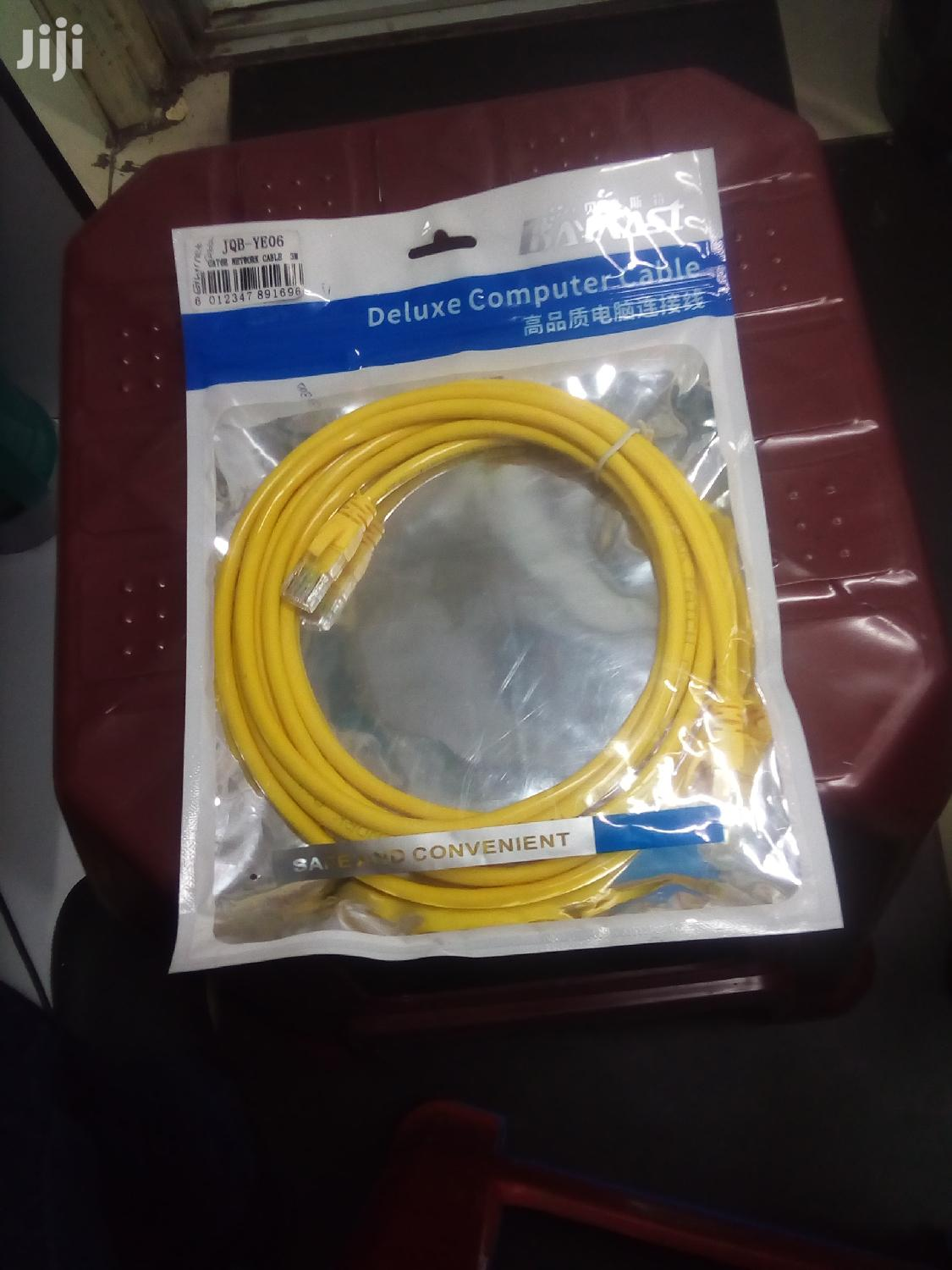 Ethernet Cable 3m Now Available