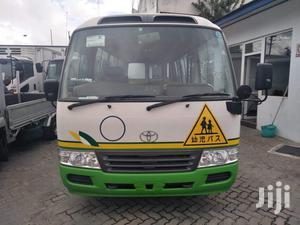 Toyota Coaster 2012 White | Buses & Microbuses for sale in Mombasa, Mombasa CBD