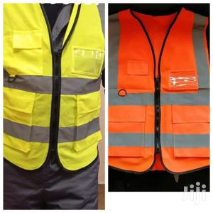 New Reflective Vests With Card Holder   Safetywear & Equipment for sale in Nairobi, Nairobi Central