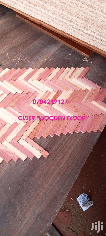 Archive: Wooden Floor ( Cider)