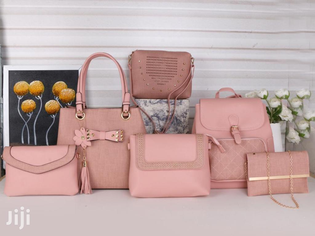 6 In 1 Pure Leather Handbags | Bags for sale in Nairobi Central, Nairobi, Kenya