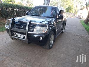 Mitsubishi Shogun 2004 Black   Cars for sale in Nairobi, Woodley/Kenyatta Golf Course
