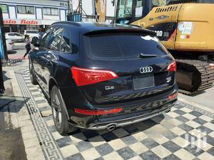 Audi Q5 2012 2.0 TDI Black | Cars for sale in Mombasa, Mvita
