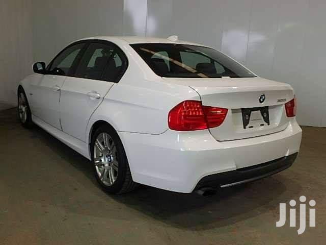 BMW 320i 2012 White | Cars for sale in Ziwa la Ng'ombe , Mombasa, Kenya