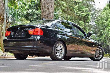 BMW 320i 2012 Gray | Cars for sale in Ziwa la Ng'ombe , Mombasa, Kenya