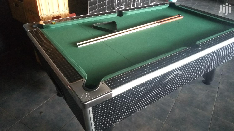 Marble Smart Pool Table