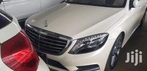 Mercedes-Benz S Class 2014 White | Cars for sale in Mombasa, Mvita