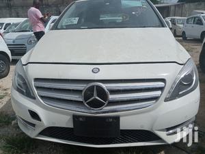 Mercedes-Benz B-Class 2013 White | Cars for sale in Mombasa, Mvita