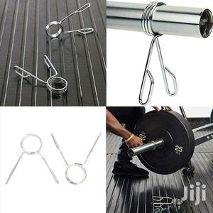 Olympic Barbell Spring Clips | Sports Equipment for sale in Nairobi, Nairobi Central