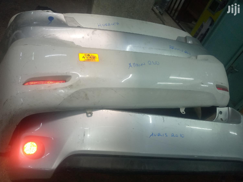Ex Japan Rear Bumpers Instock