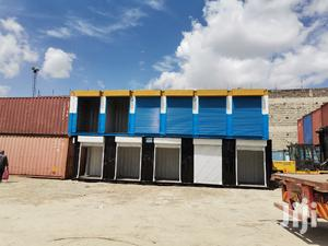 Shipping Container With 6 Stalls Ready For Delivery | Manufacturing Equipment for sale in Nairobi, Embakasi