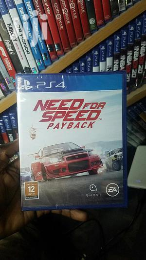 Ps4 Need for Speed Payback   Video Games for sale in Nairobi, Nairobi Central