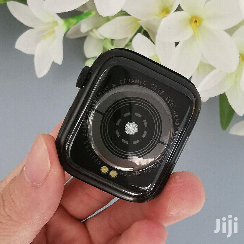 Smart Watch X7 Series 5 - 44mm-Bluetooth Call, Heart Rate