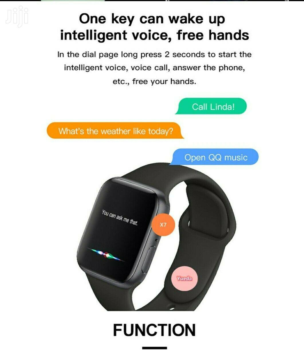 Smart Watch X7 Series 5 - 44mm-Bluetooth Call, Heart Rate | Smart Watches & Trackers for sale in Lavington, Nairobi, Kenya