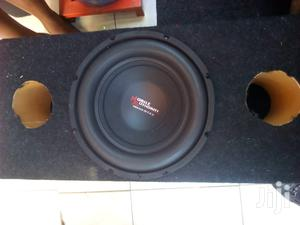 """Mobile Authority Bass Speaker 12"""" 1000w With Cabinet 