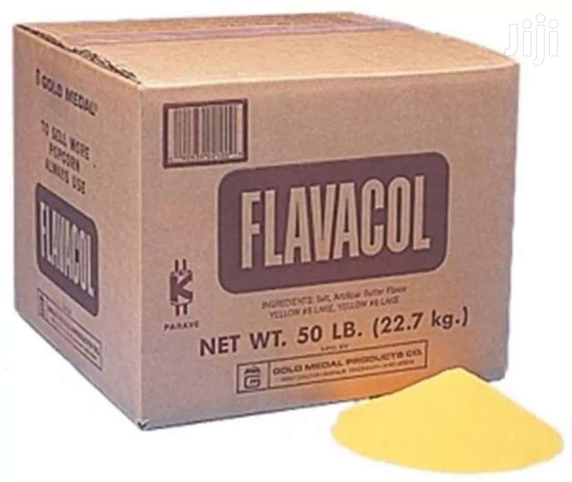 Butter Flavored Flavacol Popcorn Salt Seasoning | Meals & Drinks for sale in Ongata Rongai, Kajiado, Kenya