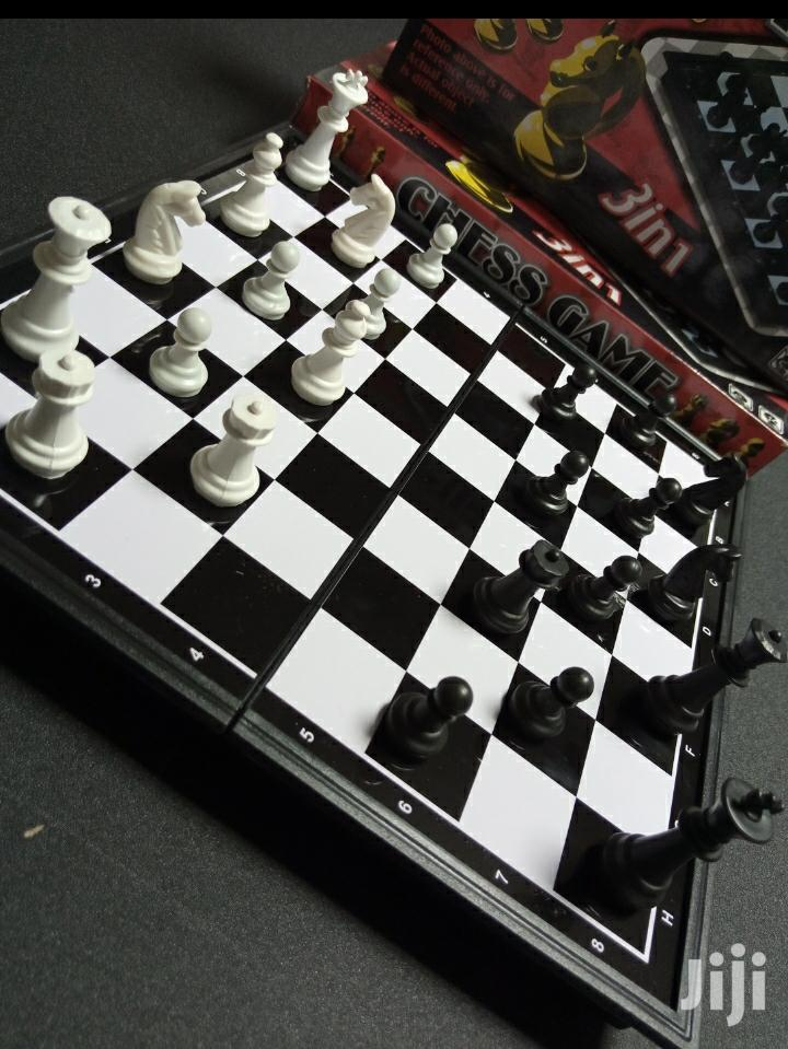 Classic Chess Board Game