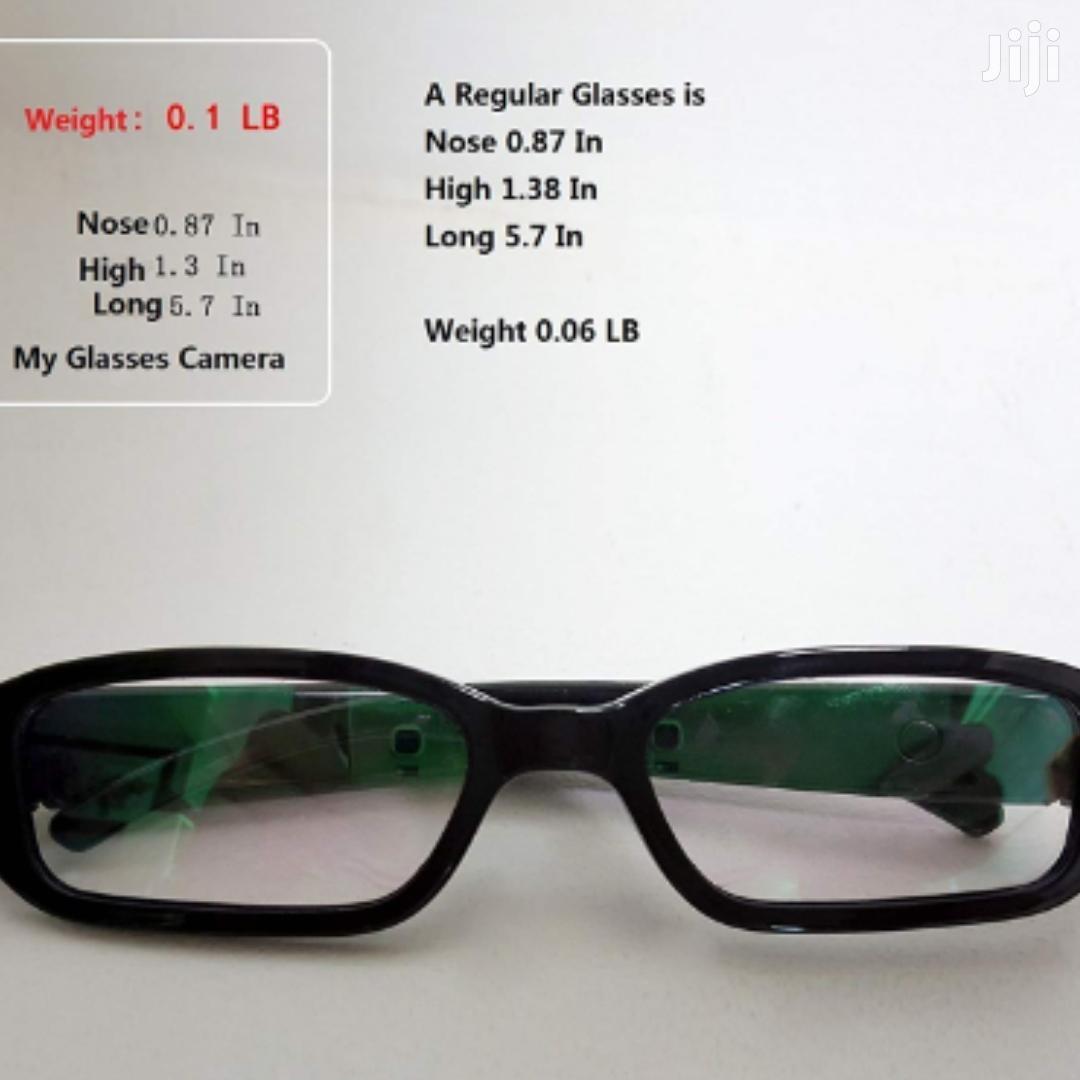 Spy Glass Spy Glasses Camera Hidden Camera Nanny HD Recorder   Security & Surveillance for sale in Nairobi Central, Nairobi, Kenya