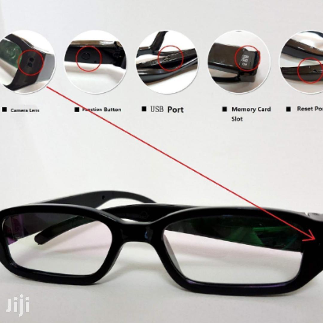 Spy Glass Spy Glasses Camera Hidden Camera Nanny HD Recorder