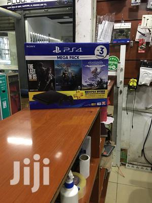 Playstation 4 (1tb With 3 Games ) | Video Game Consoles for sale in Nairobi, Nairobi Central