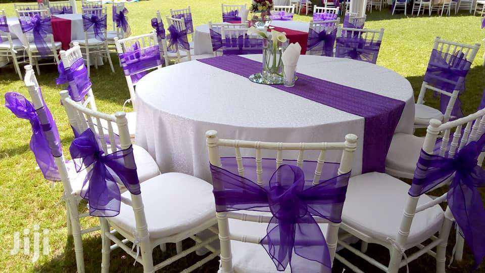 Table Clothes For Sale & Hire | Party, Catering & Event Services for sale in Roysambu, Nairobi, Kenya