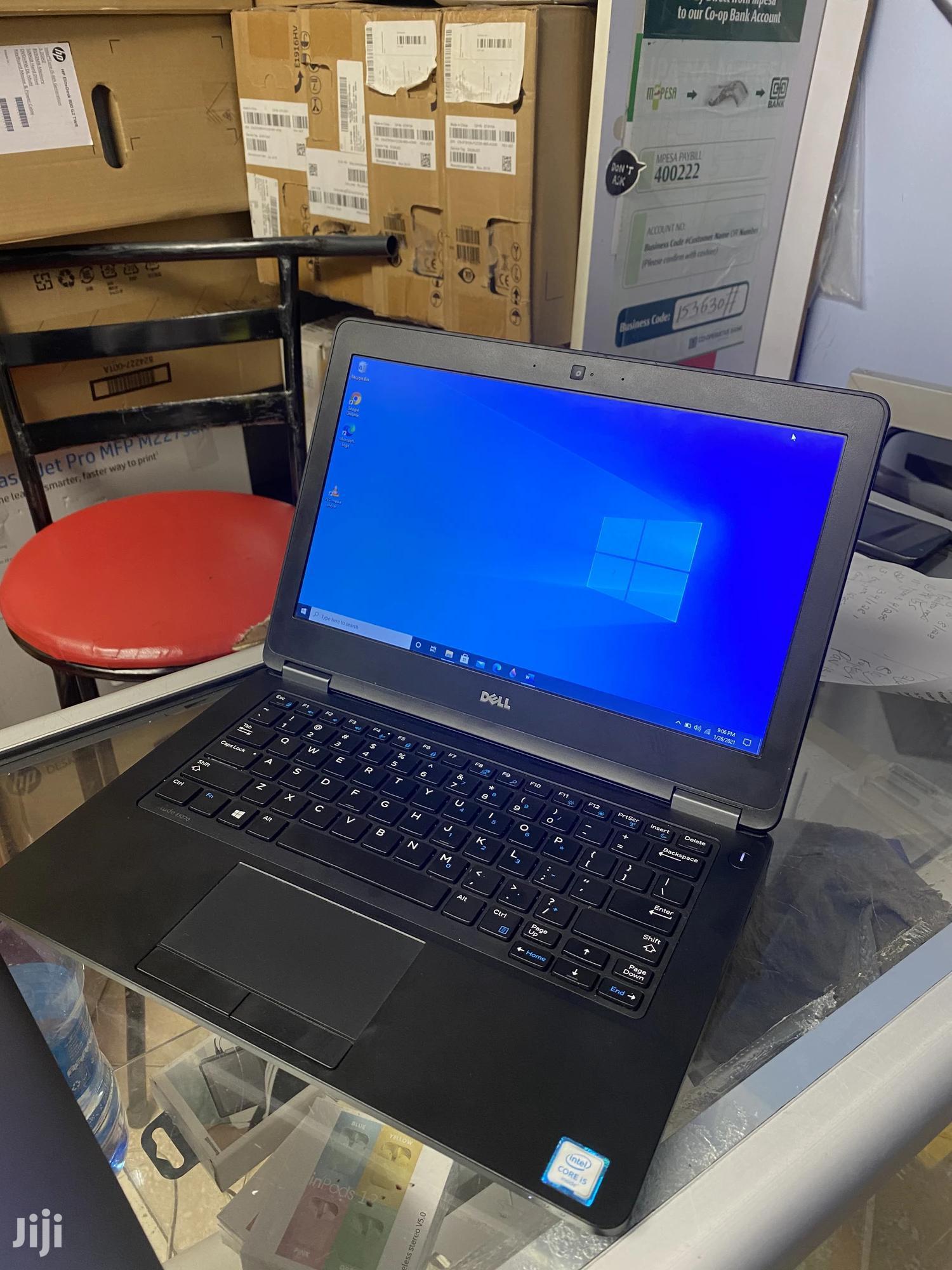 Laptop Dell Latitude 5280 8GB Intel Core I5 SSD 256GB
