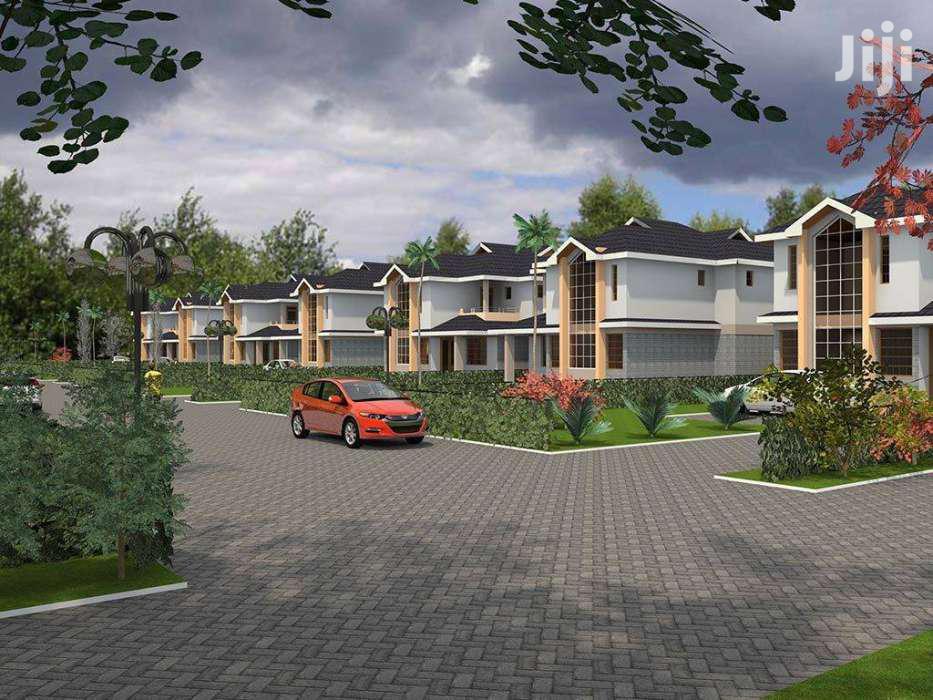 Spacious 4 Bedroom Maisonette For Sale 220sqm | Houses & Apartments For Sale for sale in Kitengela, Kajiado, Kenya